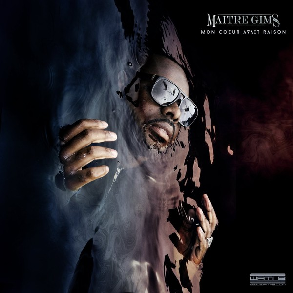 Maitre Gims - Mon Coeur Avait Raison [2CD] (2015)