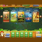 Скриншот игры Игровые автоматы Обезьянки